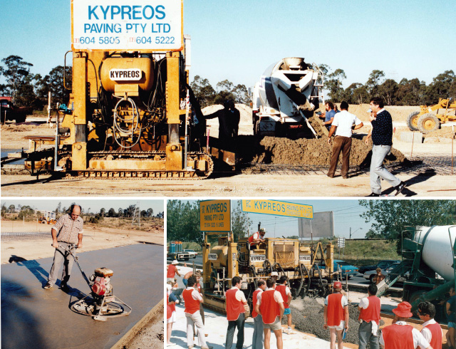 Kypreos Group about